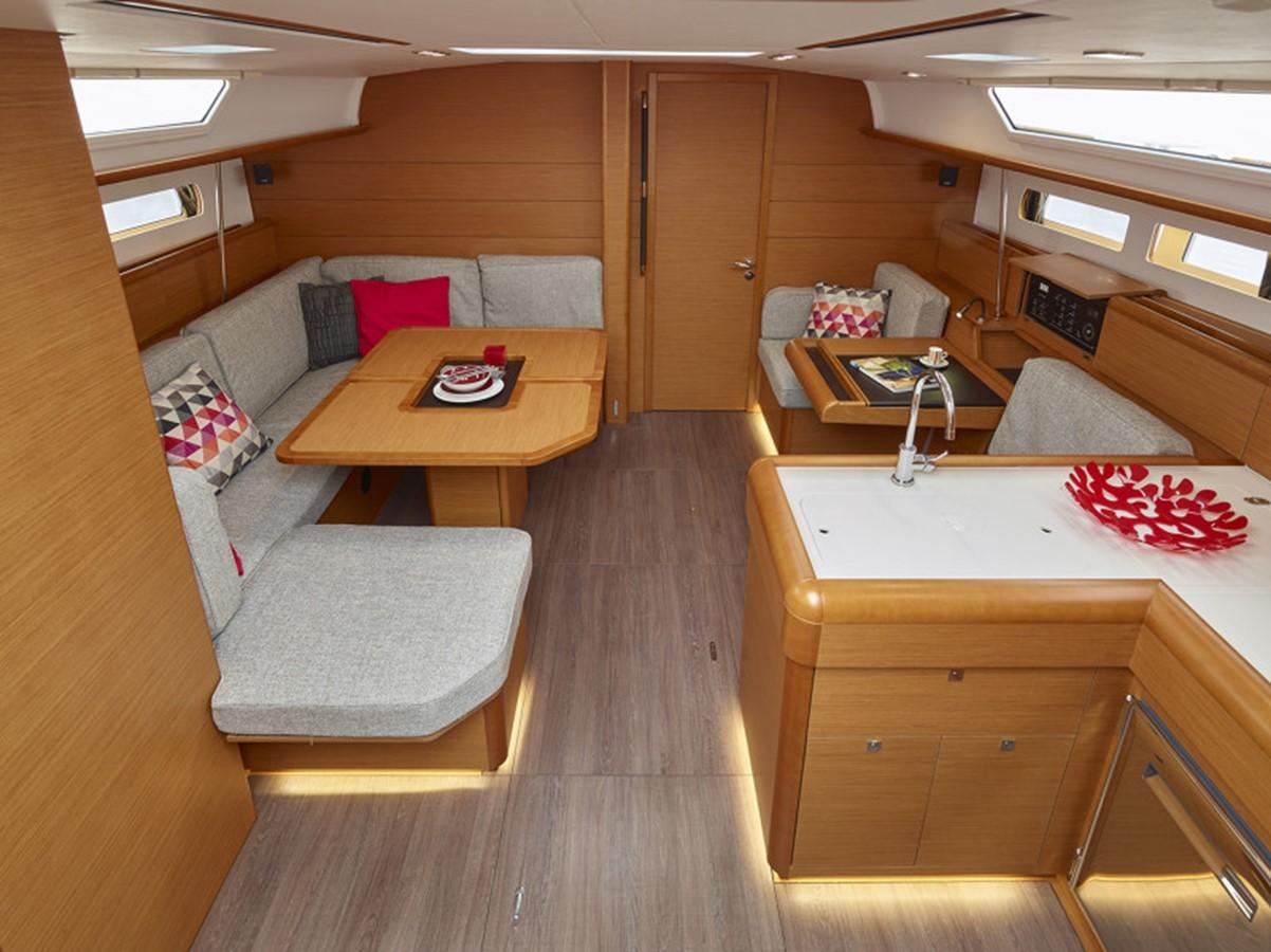 2020 JEANNEAU 479 Sun Odyssey Cruising Sailboat 2607183