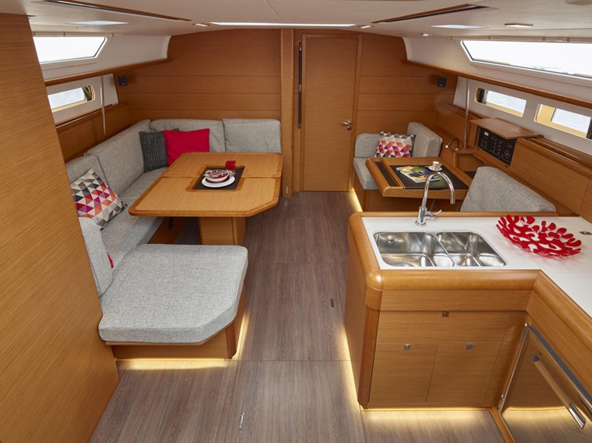 2020 JEANNEAU 479 Sun Odyssey Cruising Sailboat 2607185
