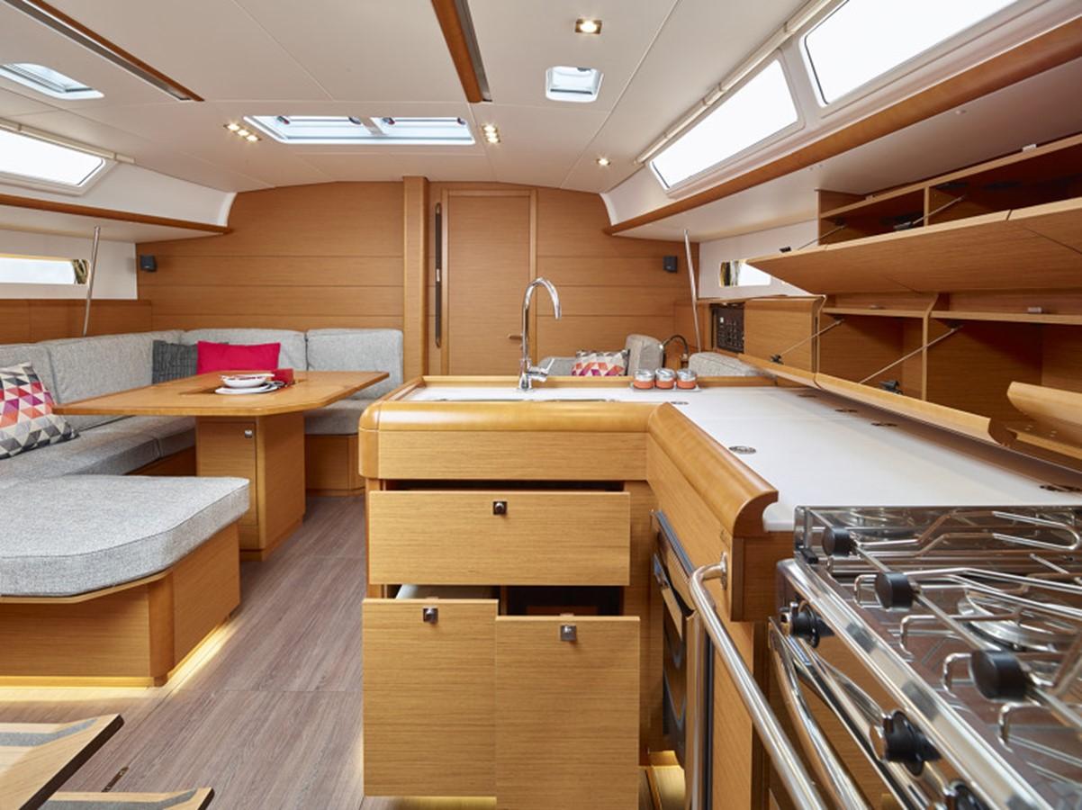 2020 JEANNEAU 479 Sun Odyssey Cruising Sailboat 2607187