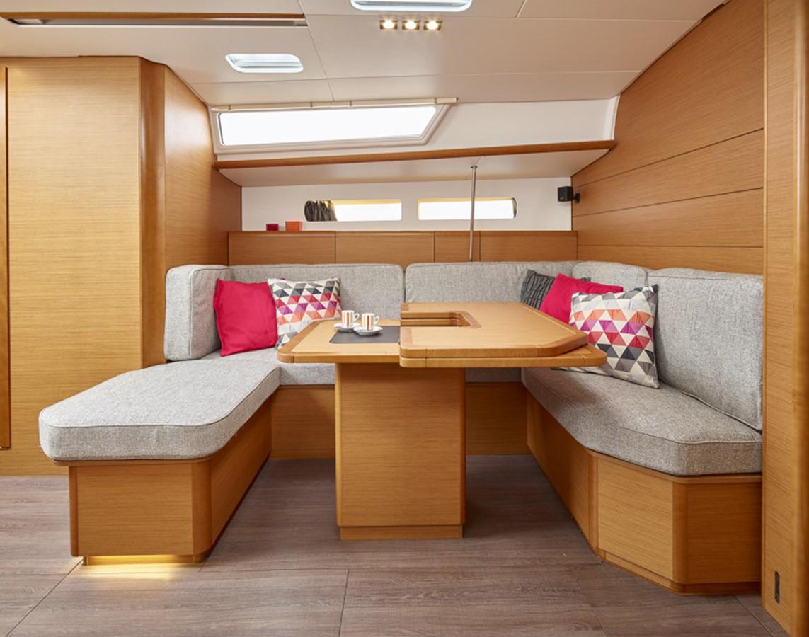 2020 JEANNEAU 479 Sun Odyssey Cruising Sailboat 2607189