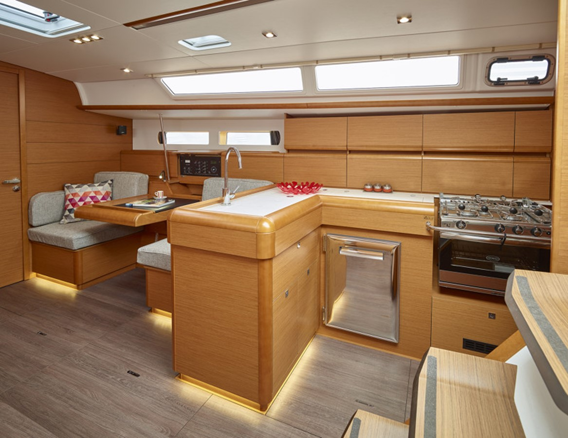 2020 JEANNEAU 479 Sun Odyssey Cruising Sailboat 2607190