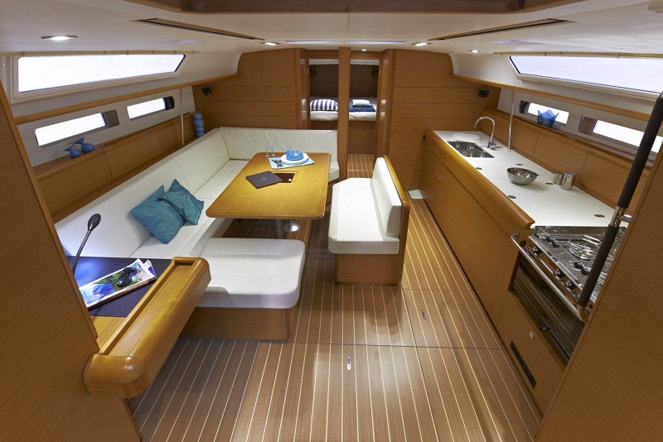 2020 JEANNEAU 479 Sun Odyssey Cruising Sailboat 2607191