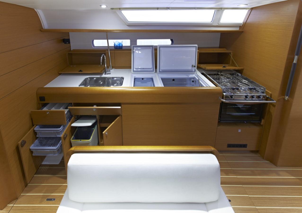 2020 JEANNEAU 479 Sun Odyssey Cruising Sailboat 2607192