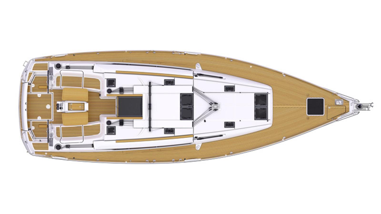2020 JEANNEAU 479 Sun Odyssey Cruising Sailboat 2607204