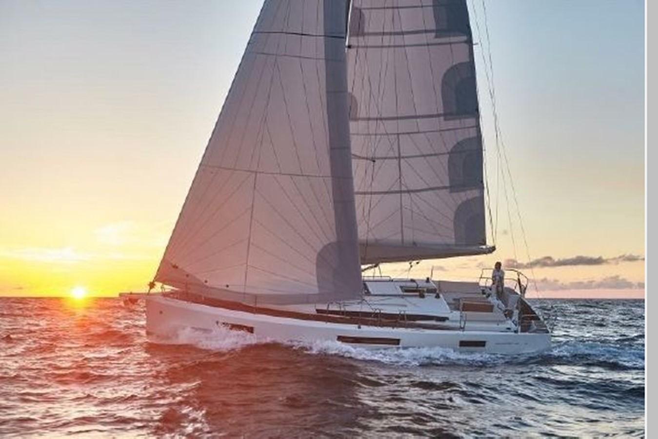 2019 JEANNEAU Sun Odyssey 440 Cruising Sailboat 2607226