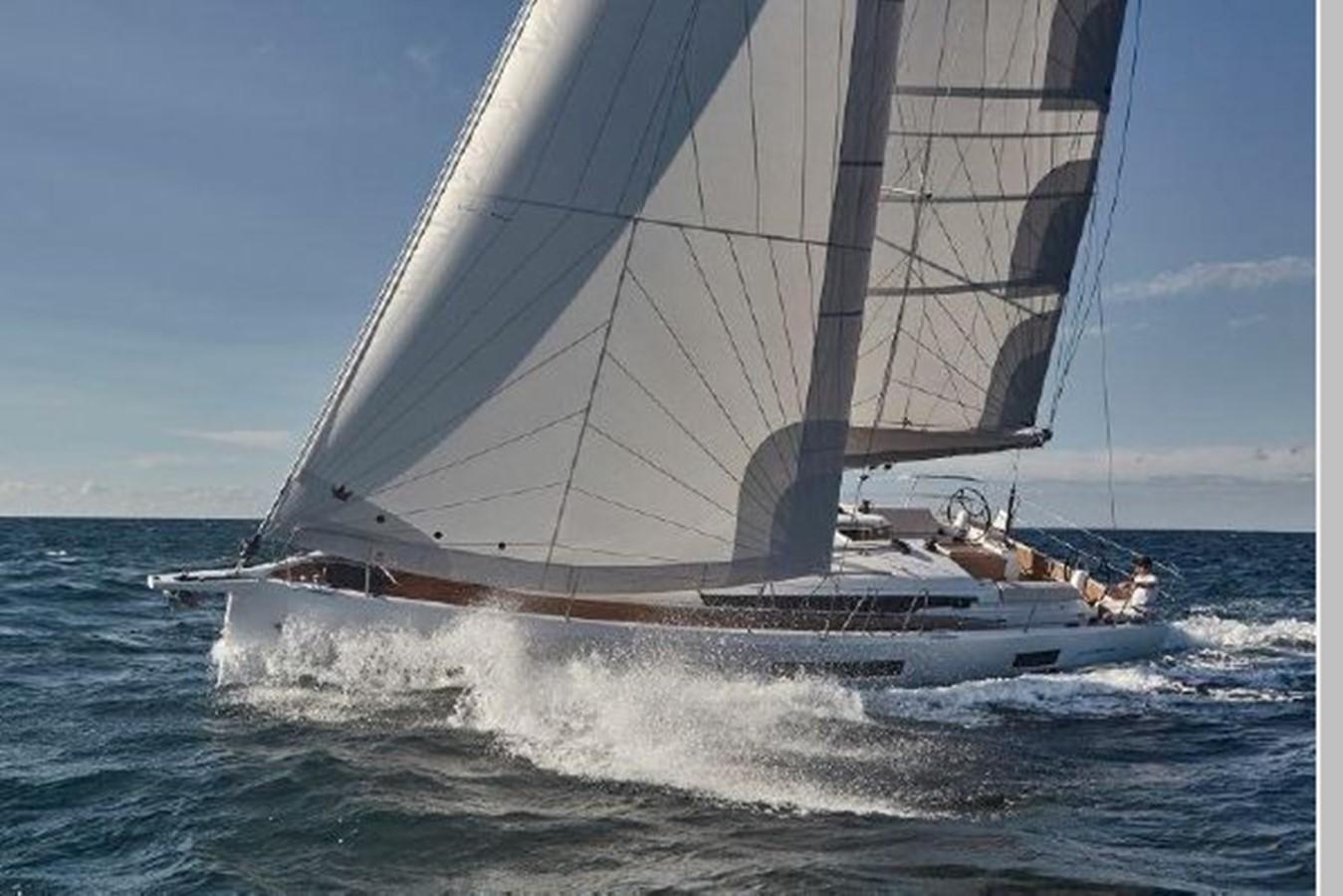 2019 JEANNEAU Sun Odyssey 440 Cruising Sailboat 2607227
