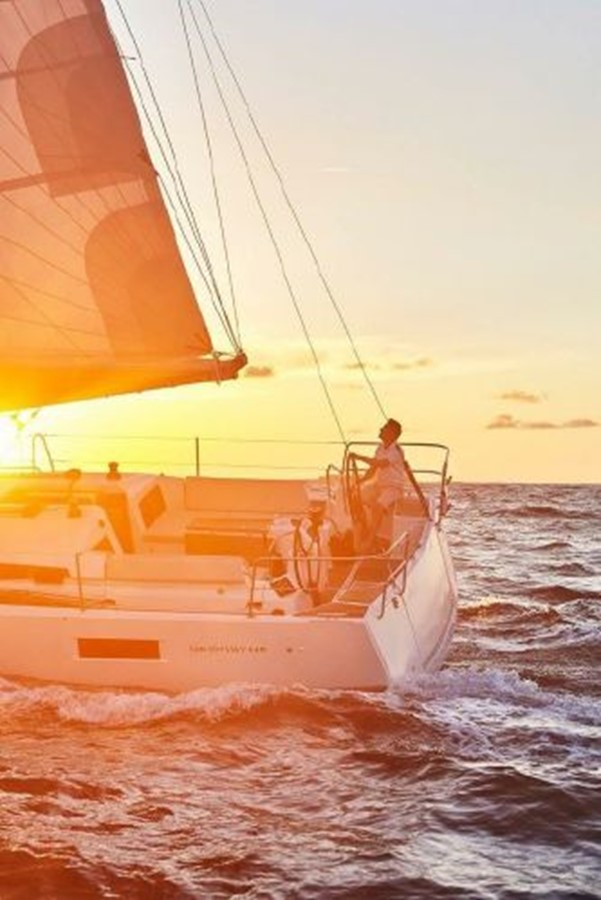 2019 JEANNEAU Sun Odyssey 440 Cruising Sailboat 2607230