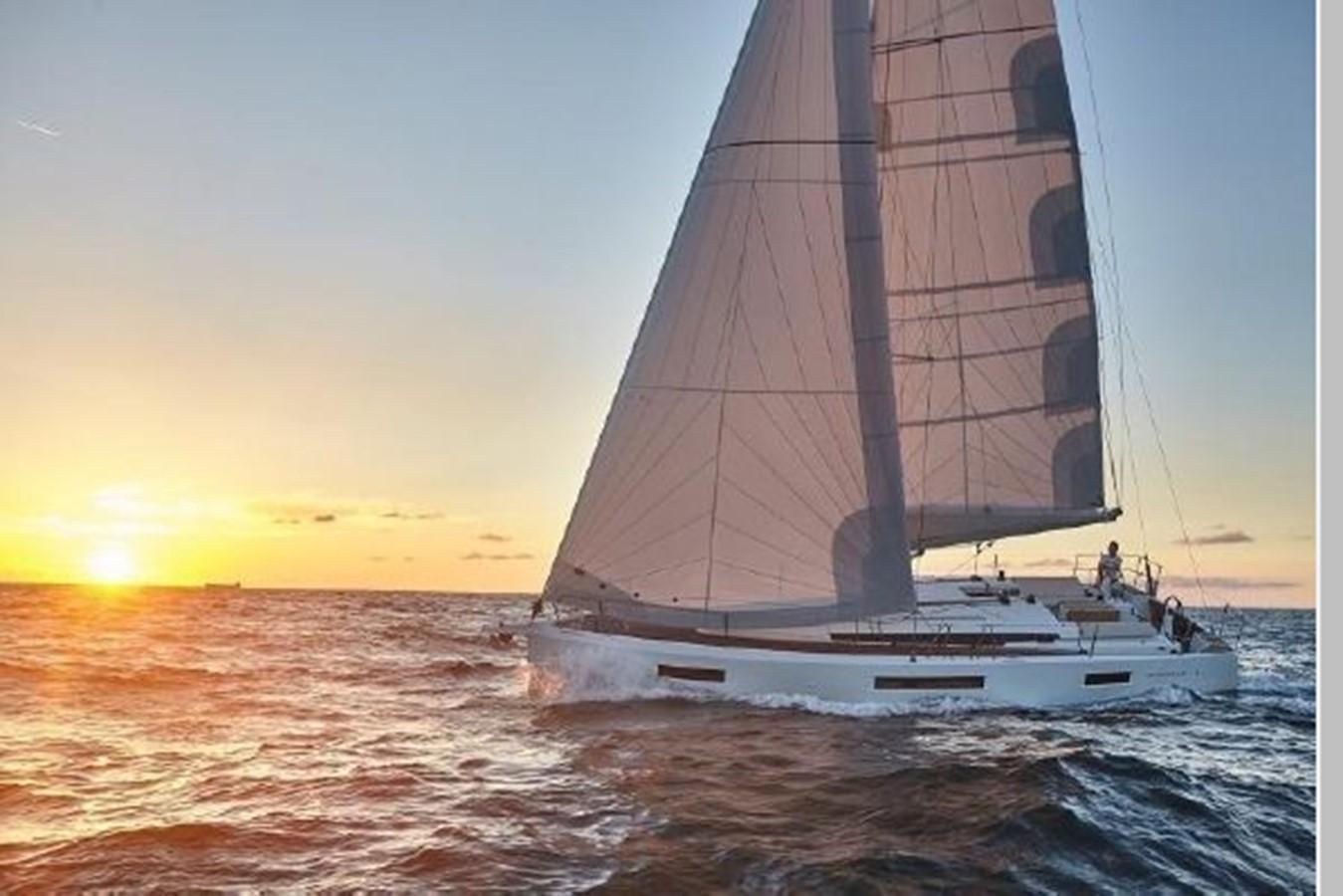 2019 JEANNEAU Sun Odyssey 440 Cruising Sailboat 2607231