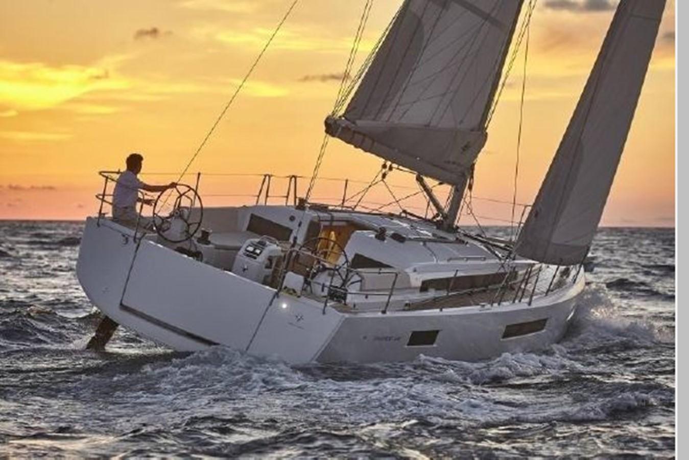 2019 JEANNEAU Sun Odyssey 440 Cruising Sailboat 2607232