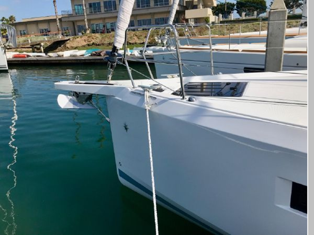 2019 JEANNEAU Sun Odyssey 440 Cruising Sailboat 2607234