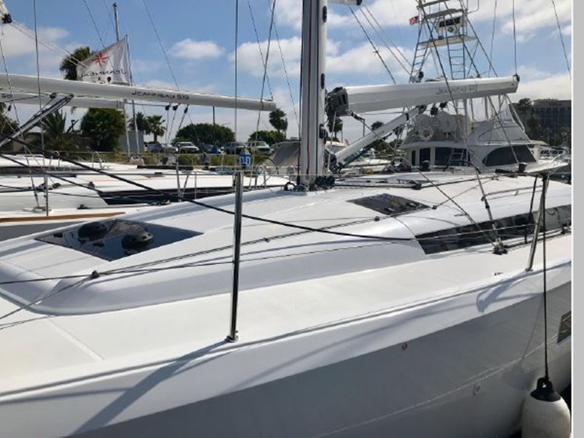 2019 JEANNEAU Sun Odyssey 440 Cruising Sailboat 2607239