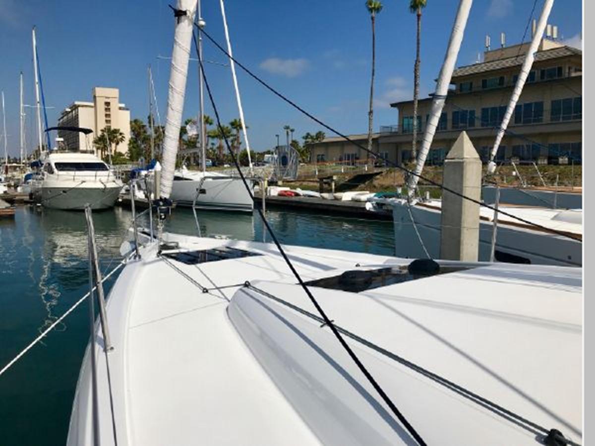 2019 JEANNEAU Sun Odyssey 440 Cruising Sailboat 2607242