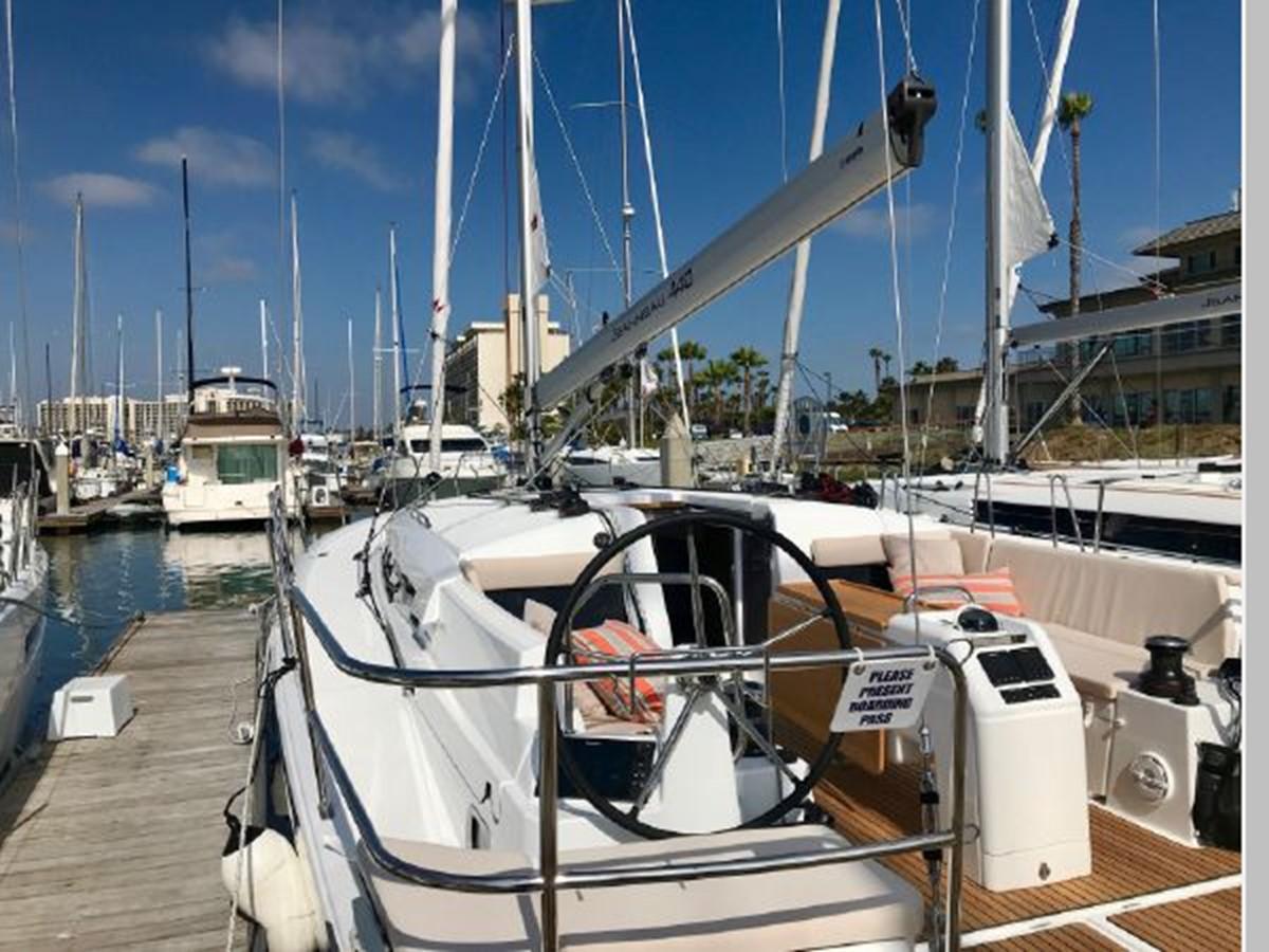 2019 JEANNEAU Sun Odyssey 440 Cruising Sailboat 2607251