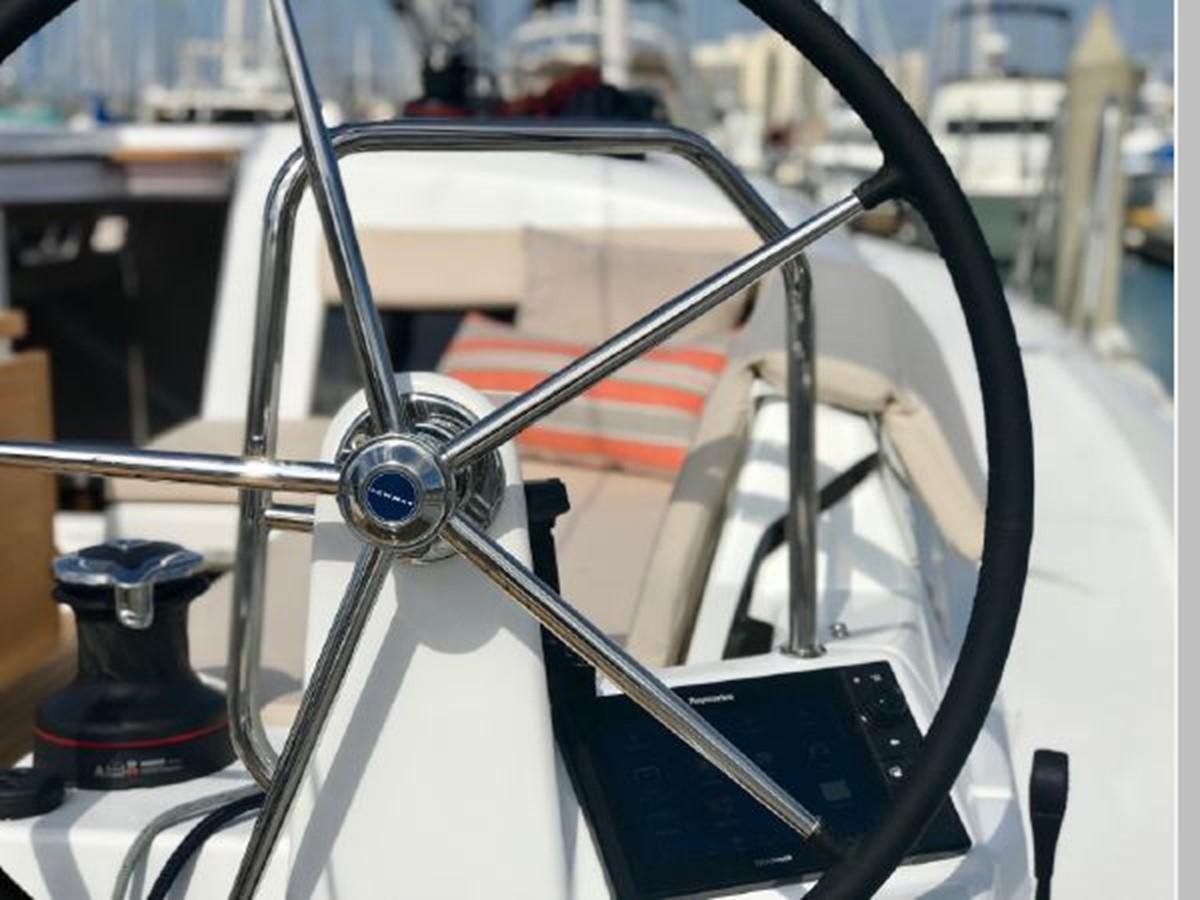 2019 JEANNEAU Sun Odyssey 440 Cruising Sailboat 2607285