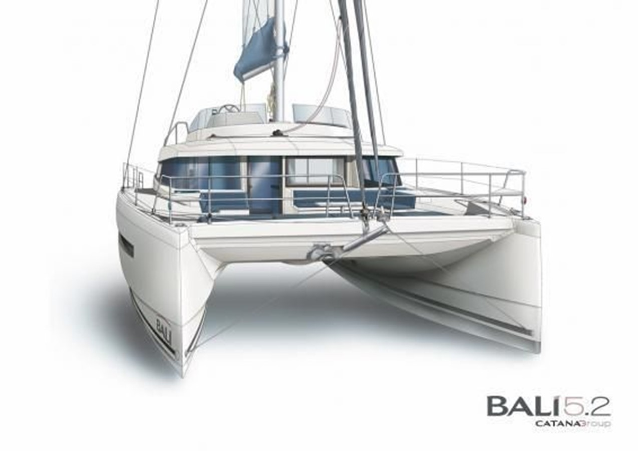 2019 CATANA Bali 5.4 Catamaran 2607513