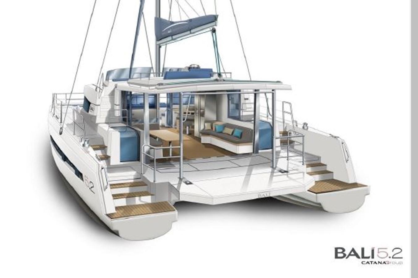 2019 CATANA Bali 5.4 Catamaran 2607514