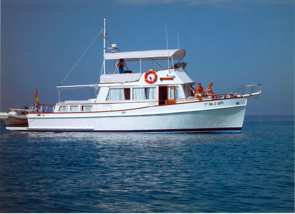 1980 GRAND BANKS 42 Classic Motor Yacht 2608175