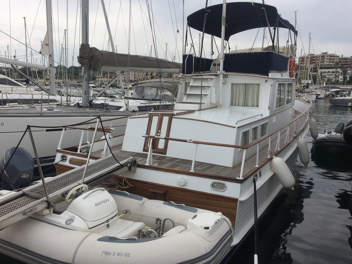 1980 GRAND BANKS 42 Classic Motor Yacht 2608178