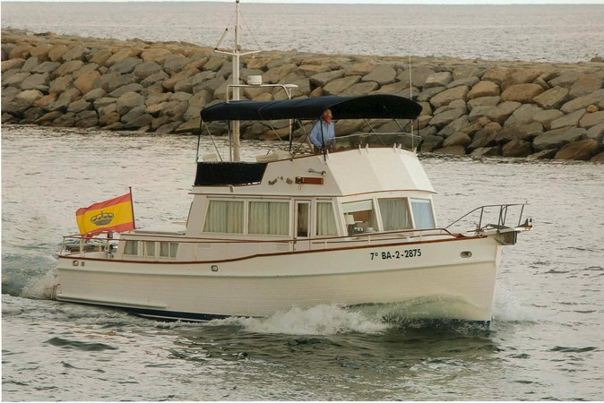 1980 GRAND BANKS 42 Classic Motor Yacht 2608174