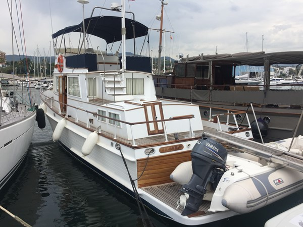 1980 GRAND BANKS 42 Classic Motor Yacht 2608179