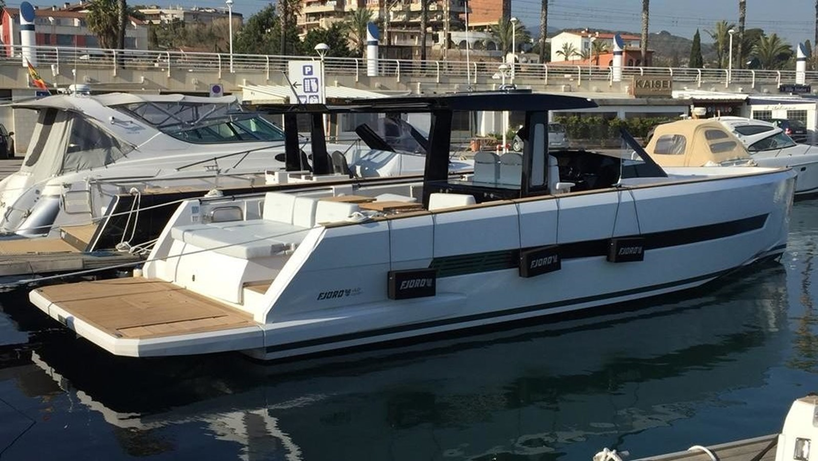 2019 FJORD YACHTS 44 Open Motor Yacht 2608326