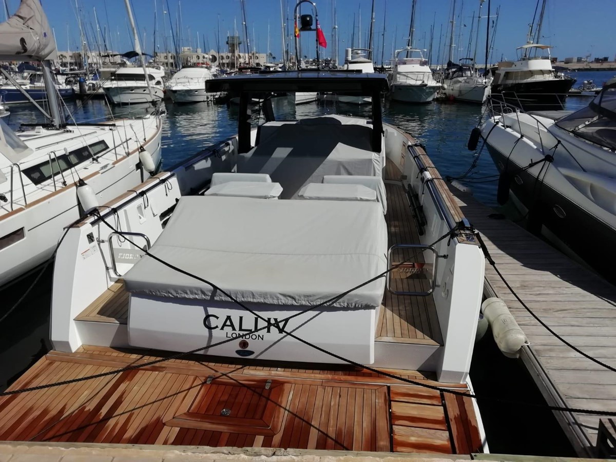 2019 FJORD YACHTS 44 Open Motor Yacht 2608327