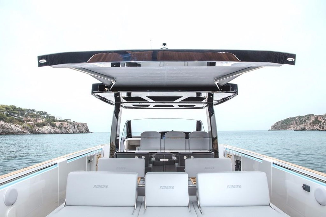 2019 FJORD YACHTS 44 Open Motor Yacht 2608333