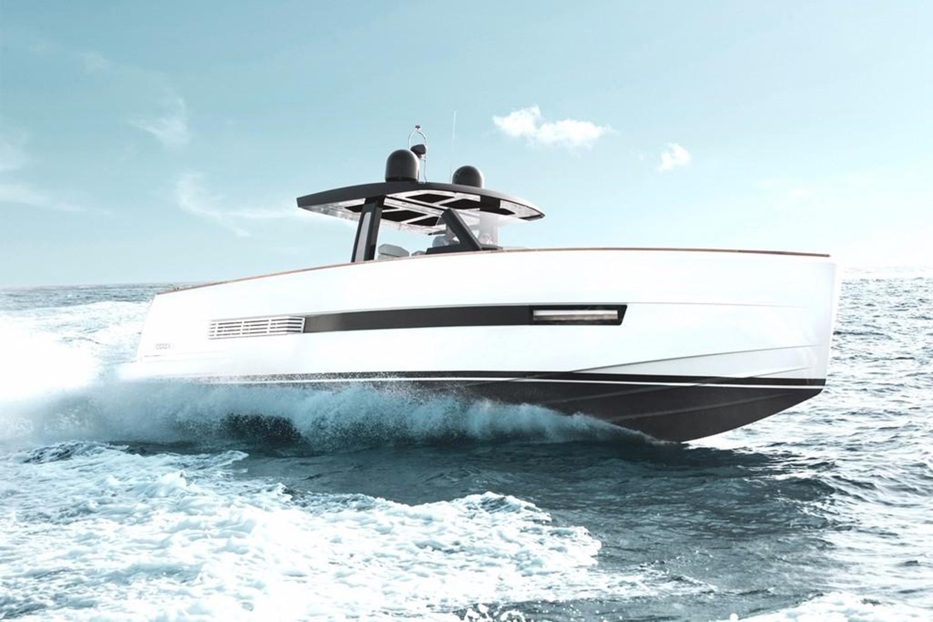 2019 FJORD YACHTS 44 Open Motor Yacht 2608334