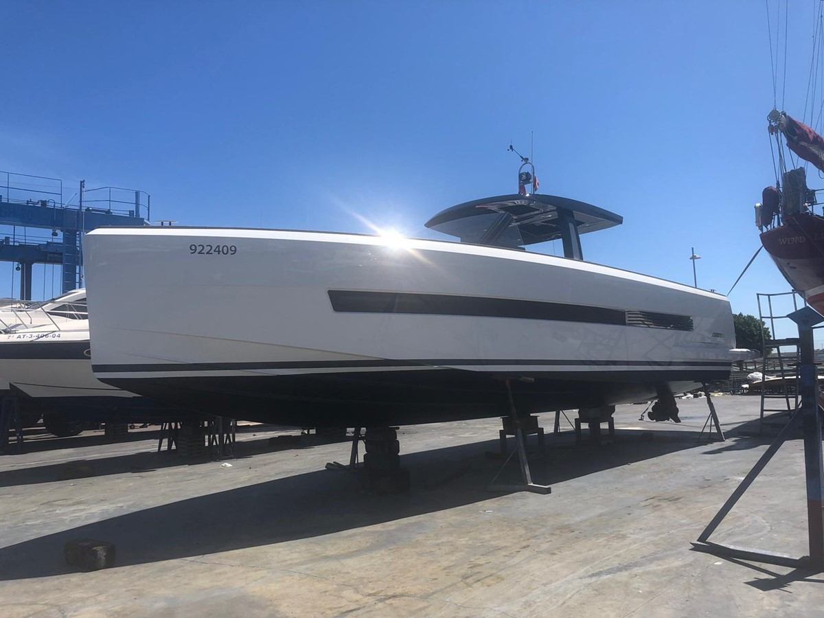 2019 FJORD YACHTS 44 Open Motor Yacht 2608337