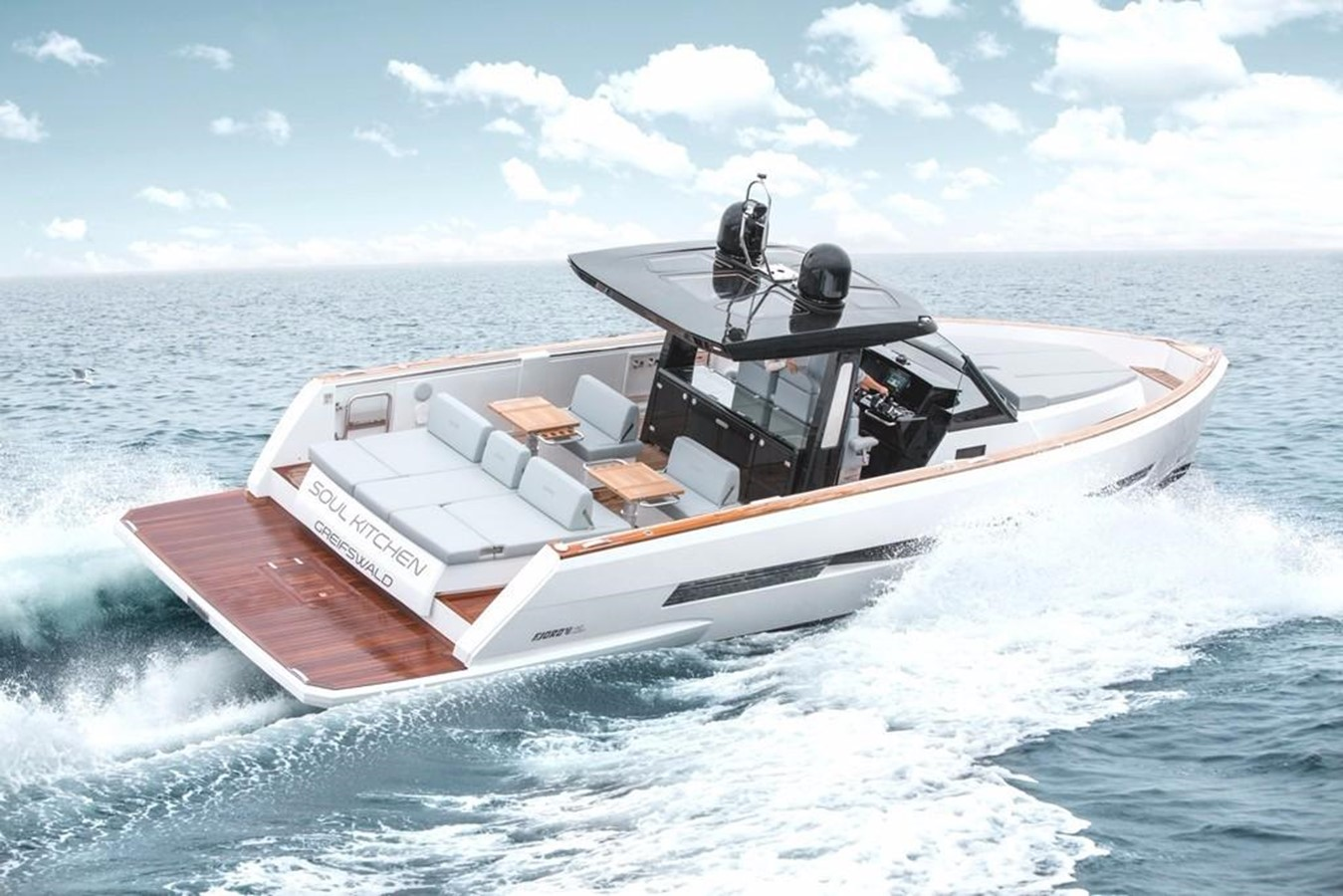 2019 FJORD YACHTS 44 Open Motor Yacht 2608340