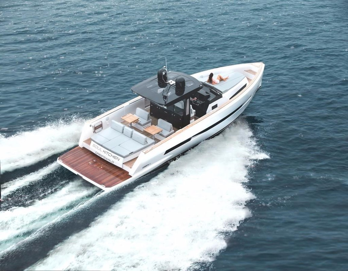2019 FJORD YACHTS 44 Open Motor Yacht 2608341