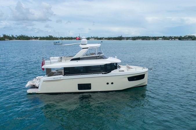 Main Profile 2017 ABSOLUTE 52 Navetta Motor Yacht 2608571