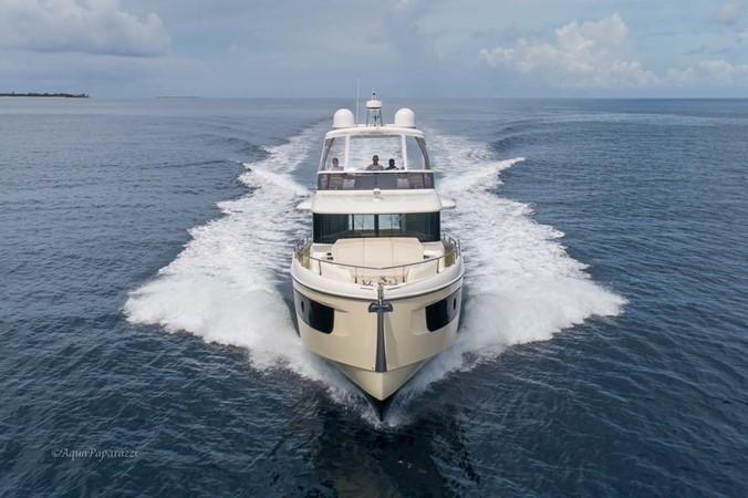 Underway - Bow 2017 ABSOLUTE 52 Navetta Motor Yacht 2608573