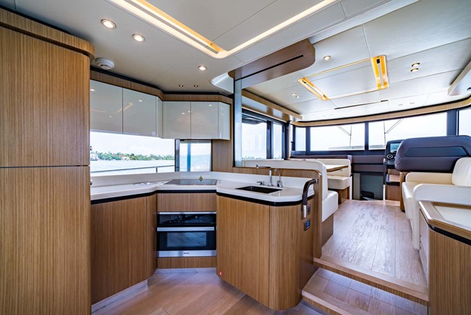 Galley 2017 ABSOLUTE 52 Navetta Motor Yacht 2608580