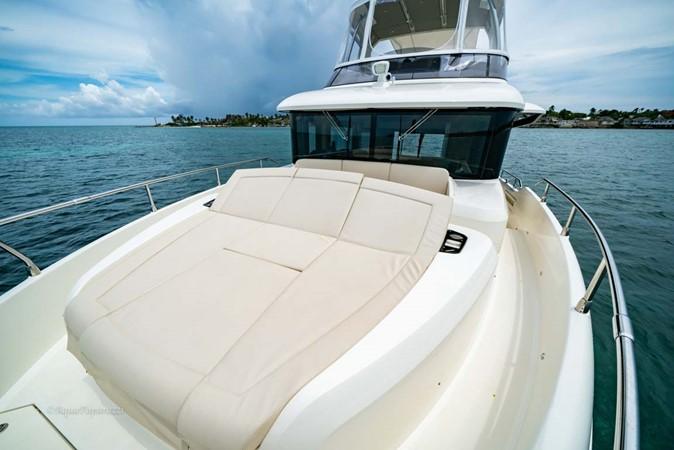 Foredeck Sunpad 2017 ABSOLUTE 52 Navetta Motor Yacht 2608599