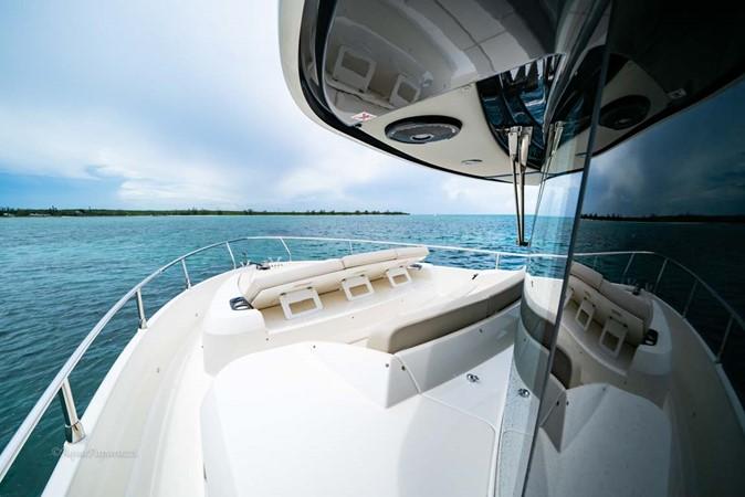 Foredeck 2017 ABSOLUTE 52 Navetta Motor Yacht 2608601
