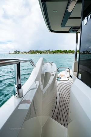 Starboard Side Deck Aft 2017 ABSOLUTE 52 Navetta Motor Yacht 2608605