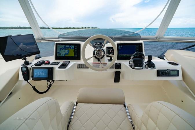 Helm 2017 ABSOLUTE 52 Navetta Motor Yacht 2608606