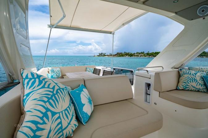 Flybridge Seating 2017 ABSOLUTE 52 Navetta Motor Yacht 2608613