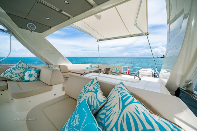 Flybridge Seating 2017 ABSOLUTE 52 Navetta Motor Yacht 2608614