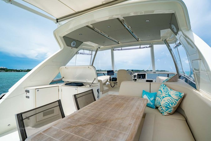 Flybridge 2017 ABSOLUTE 52 Navetta Motor Yacht 2608615