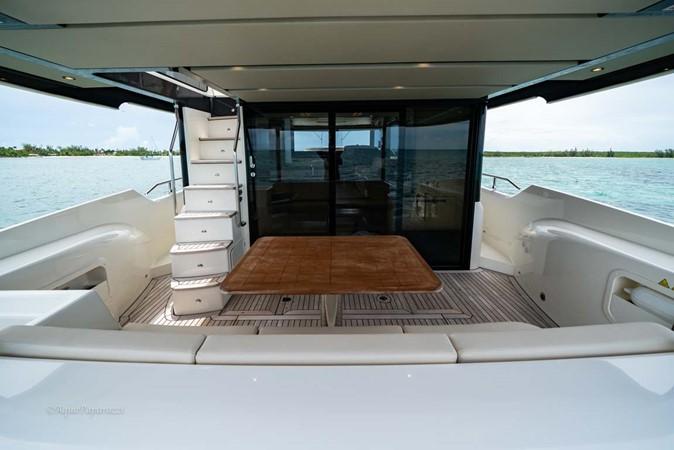 Aft Deck 2017 ABSOLUTE 52 Navetta Motor Yacht 2608620