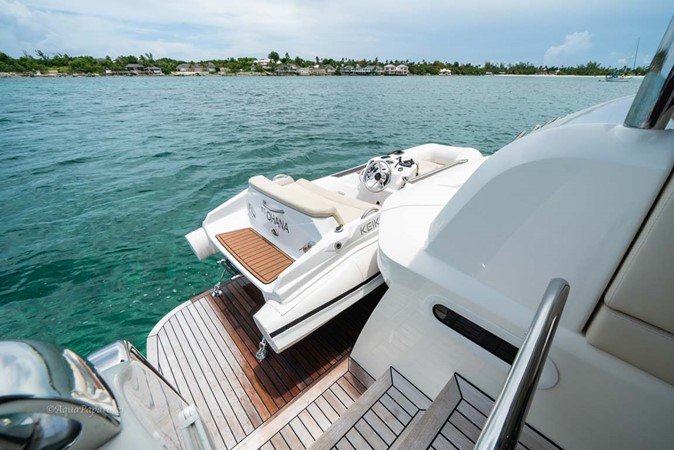 Swim Platform and Dinghy 2017 ABSOLUTE 52 Navetta Motor Yacht 2608625