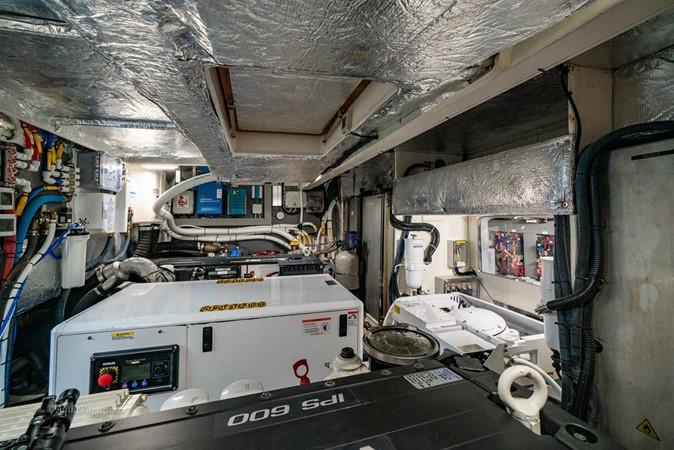 Engine Room 2017 ABSOLUTE 52 Navetta Motor Yacht 2608626