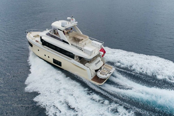 Port Aft Running 2017 ABSOLUTE 52 Navetta Motor Yacht 2608632