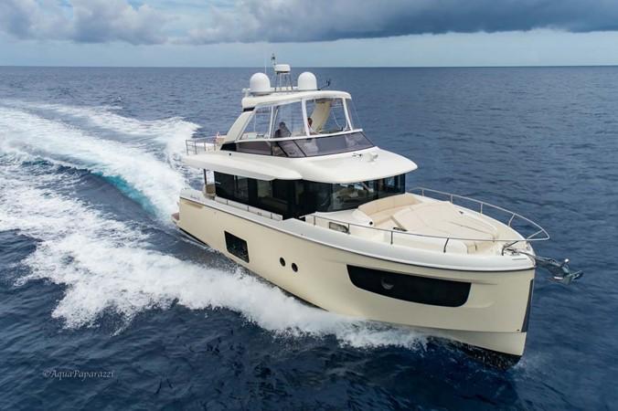 Starboard Side Running 2017 ABSOLUTE 52 Navetta Motor Yacht 2608635