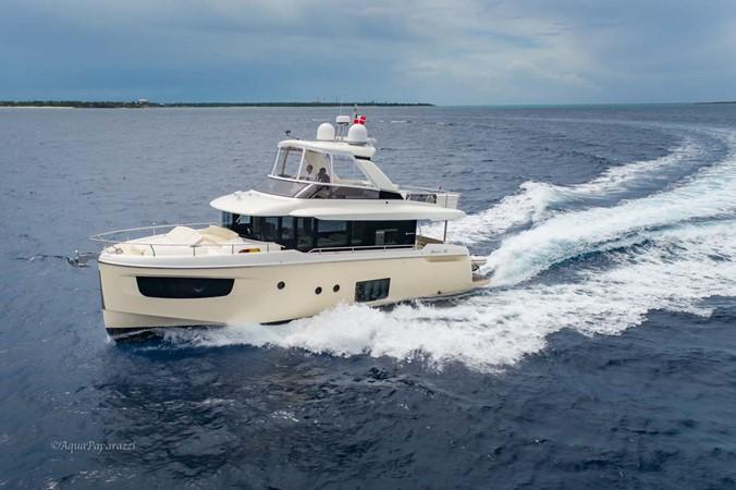 Port Side Running 2017 ABSOLUTE 52 Navetta Motor Yacht 2608636