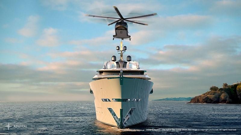 2022 Admiral - The Italian Sea Group 2022 Motor Yacht 2614406