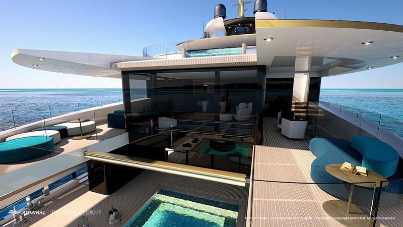 2022 Admiral - The Italian Sea Group 2022 Motor Yacht 2614412