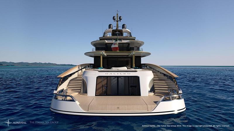 2022 Admiral - The Italian Sea Group 2022 Motor Yacht 2614417